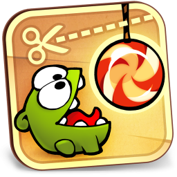 Ícone - Cut the Rope para Mac