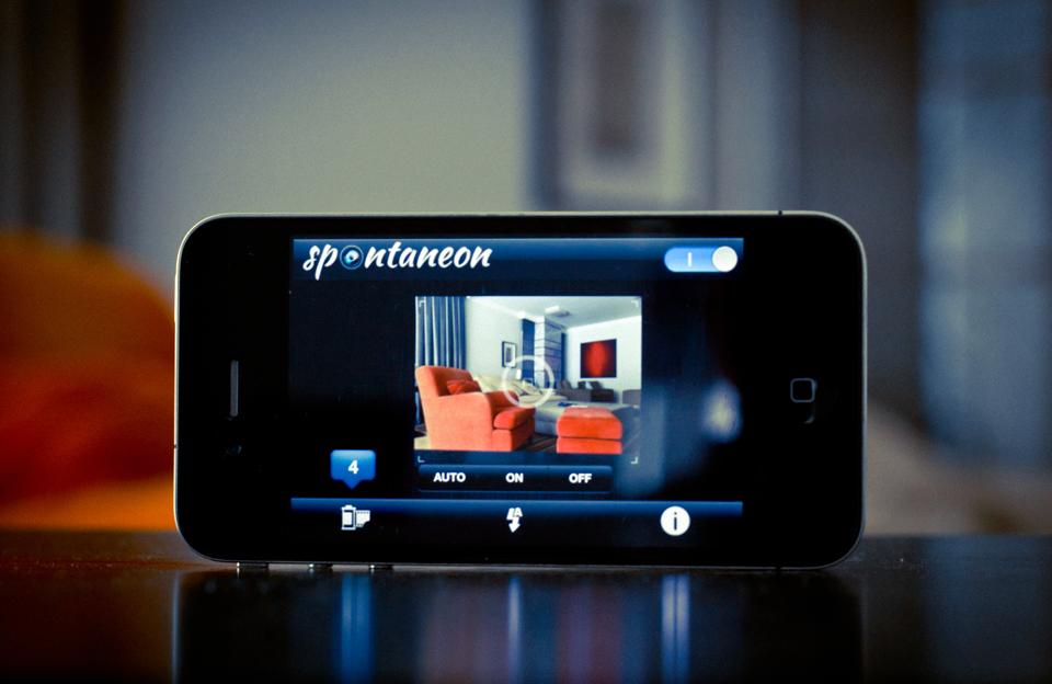 Spontaneon - iPhone