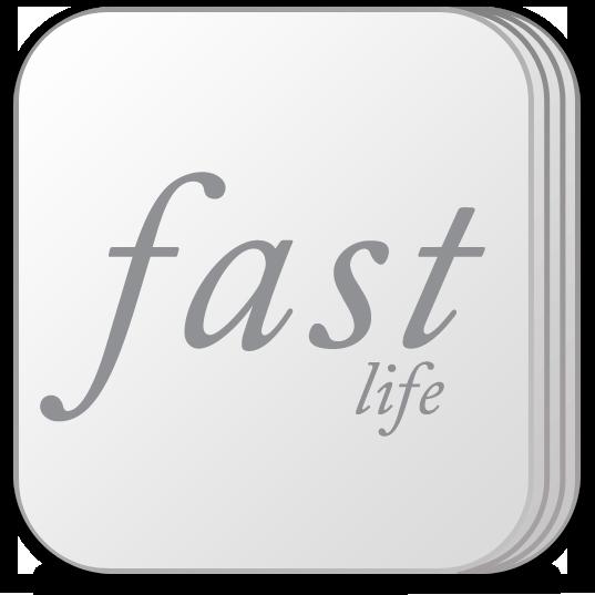 Ícone - Fast Life