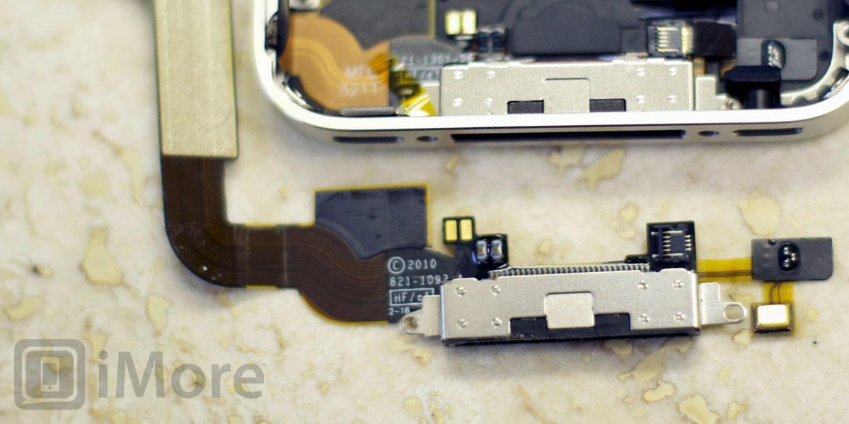 Conector de dock (30 pinos) do iPhone
