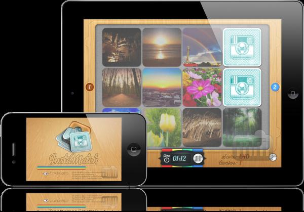 InstaMatch - iPad e iPhone