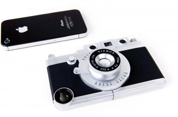 Photojojo - iPhone Rangefinder