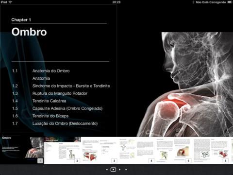 Ombro e Cotovelo - iPad