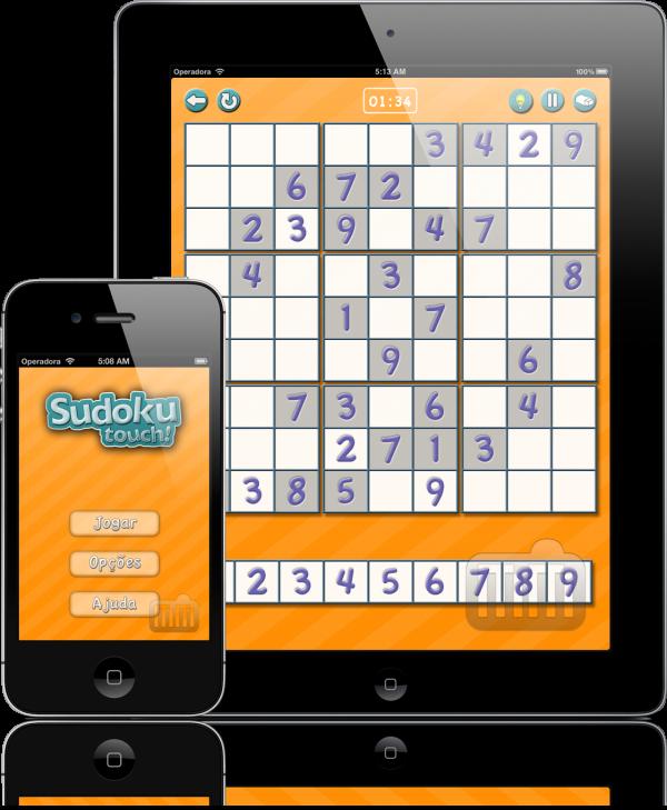 Sudoku Touch - iPad e iPhone