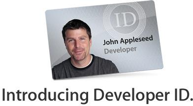 Apple - Developer ID