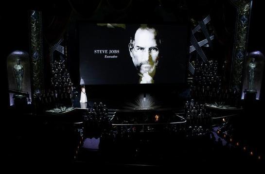 Steve Jobs no Oscar 2012