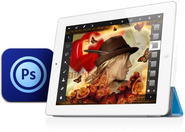 Adobe Photoshop Touch - iPad