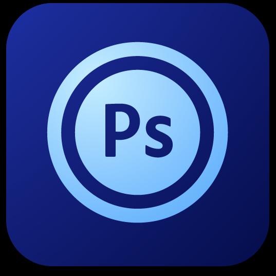 Ícone - Adobe Photoshop Touch