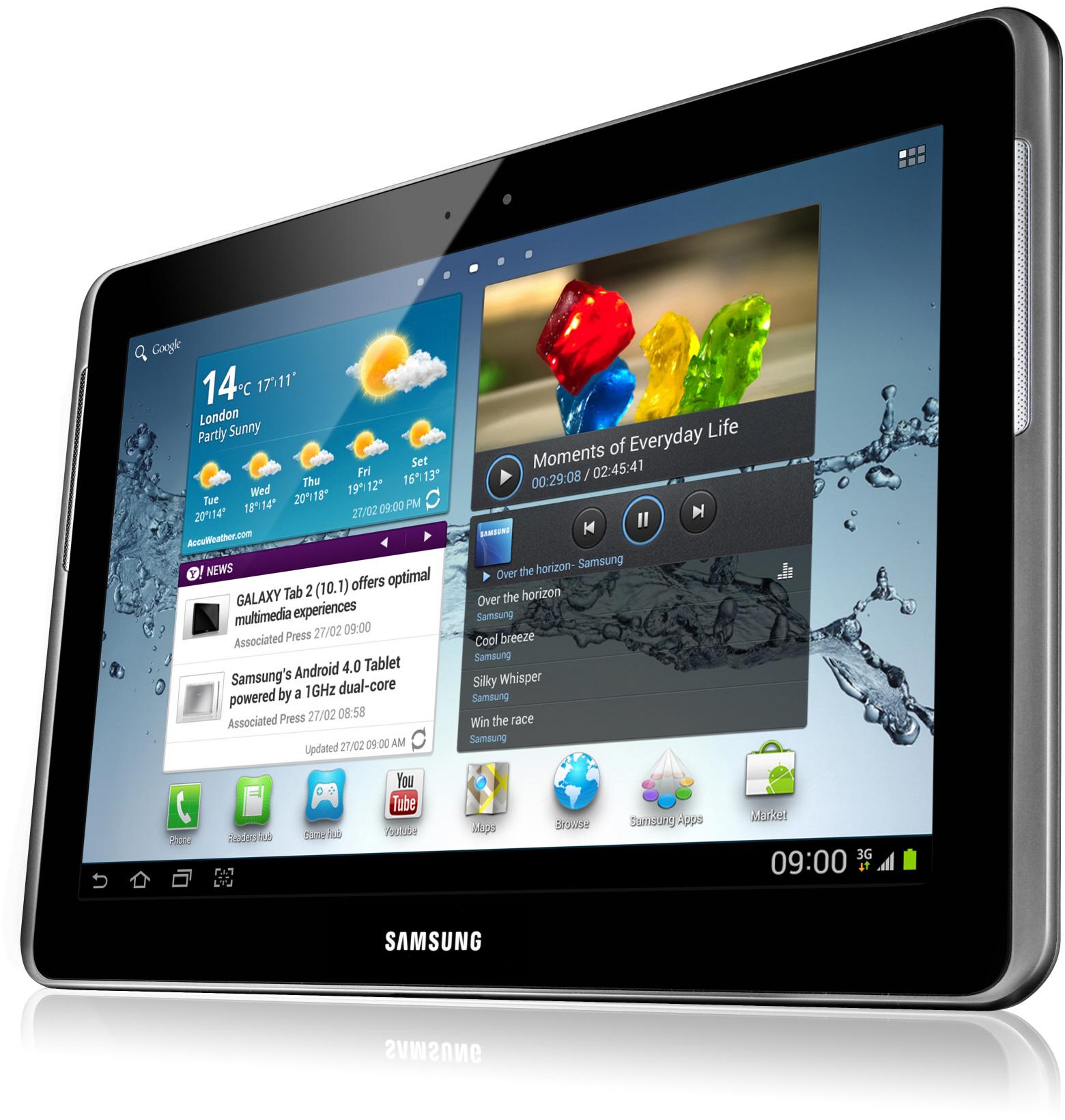 Tablet - Samsung Galaxy Tab 2 (10.1)