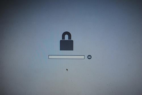 Senha de acesso ao Mac via firmware