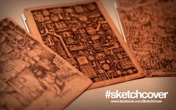 SketchCover