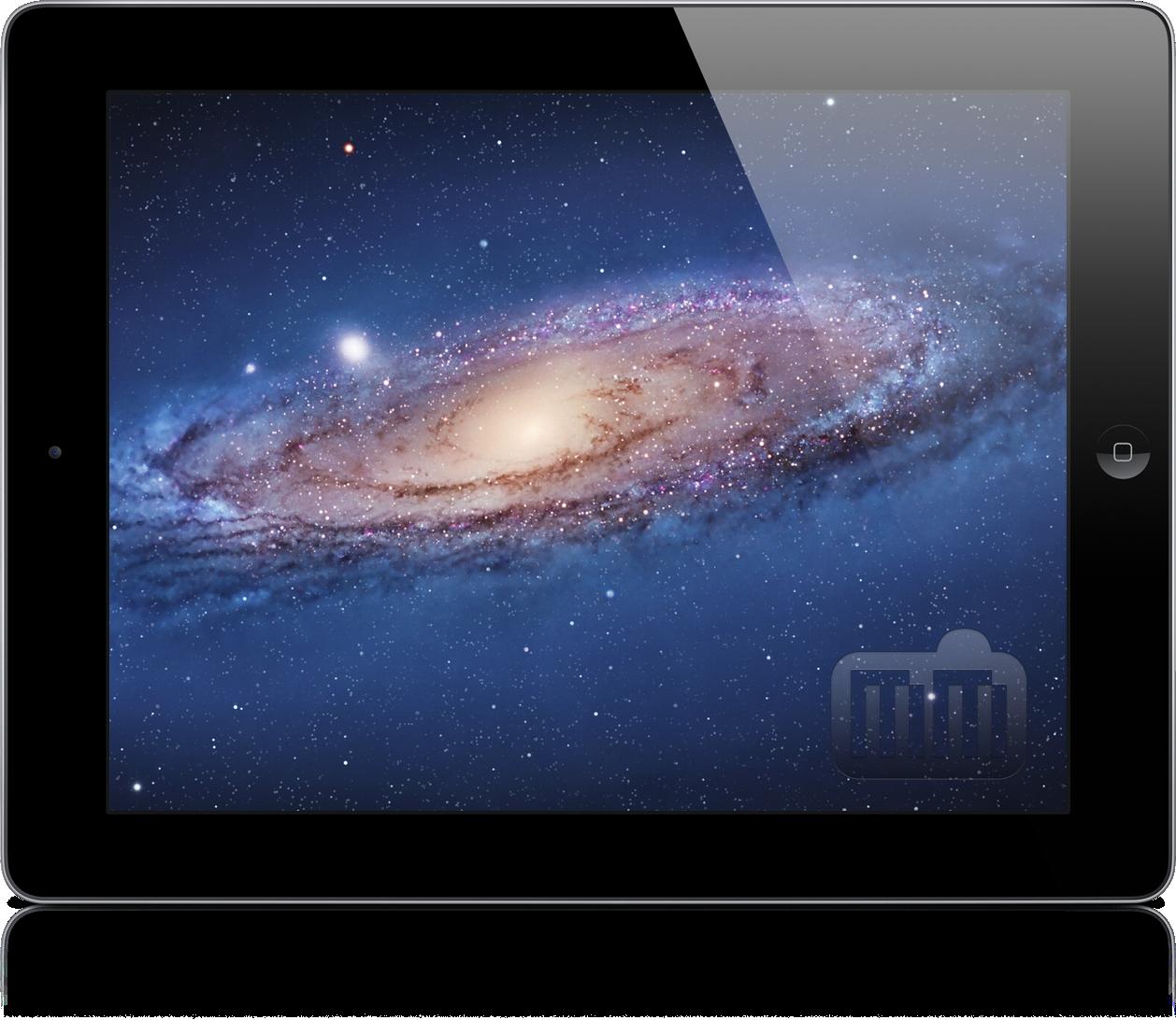iPad rodado OS X