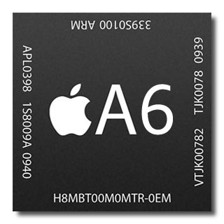 Processador Apple A6