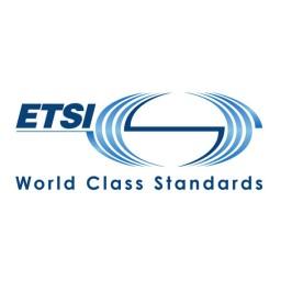 Logo do European Telecommunications Standards Institute