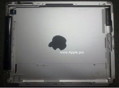 Peça do iPad 3