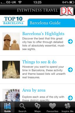 Barcelona: DK Top 10