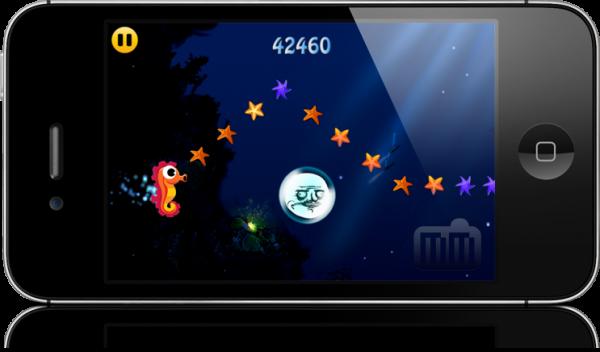 Estrelas do Mar - iPhone