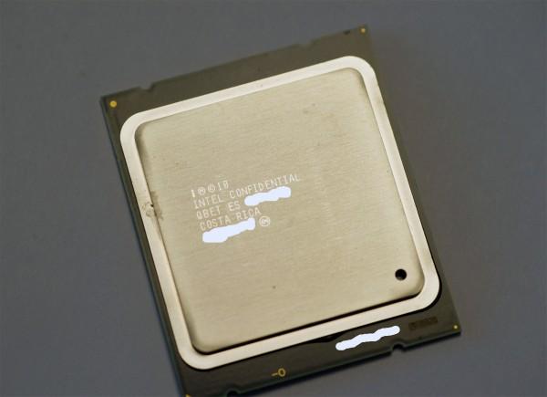 Chip Intel Xeon E5