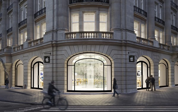 Apple Retail Store - Amsterdã, Holanda