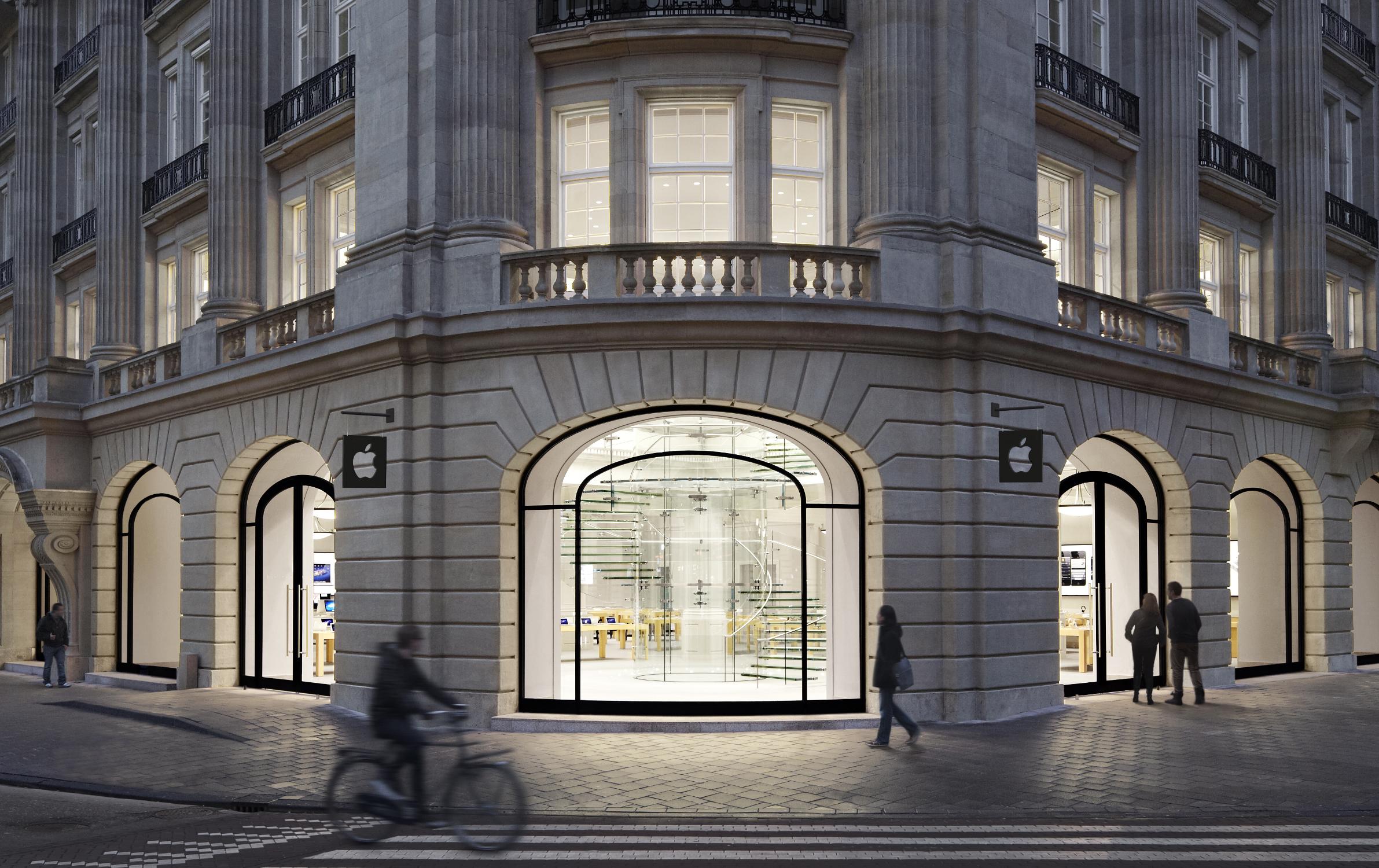 Apple Store, Amsterdam