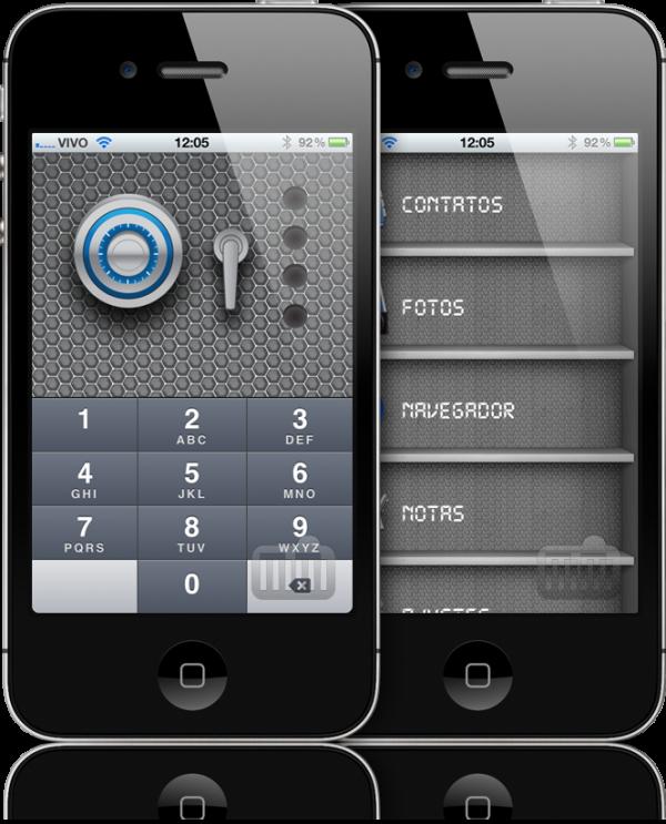 Secretum - iPhones