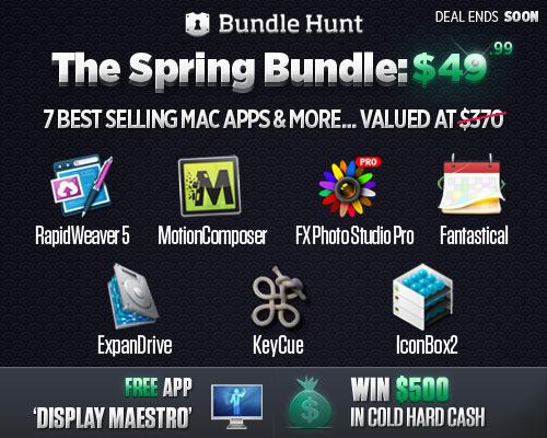 Spring BundleHunt