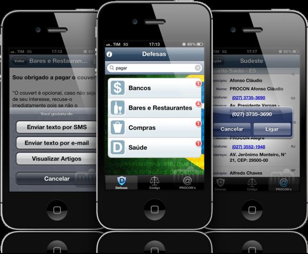 Defenda-se - iPhones