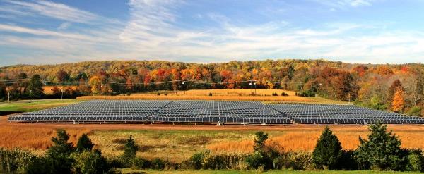 Fazenda solar da SunPower