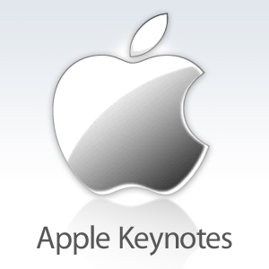 Capa - podcast Apple Keynotes