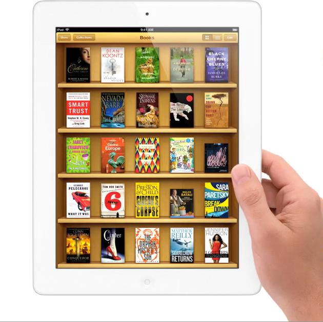 iBooks no iPad