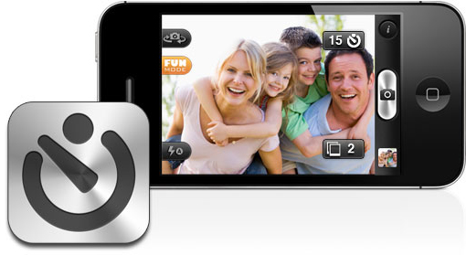 Self Timer - iPhone