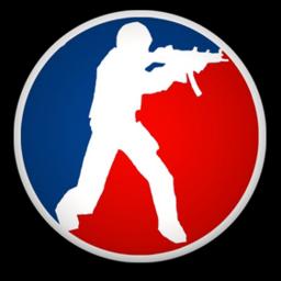 Ícone - Counter Strike falso