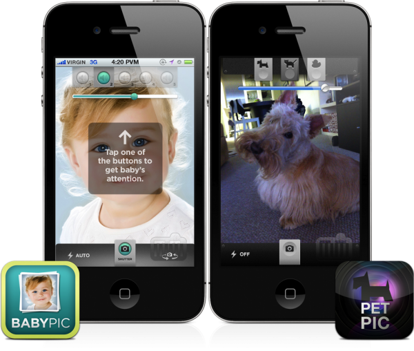 Apps Baby e Pet Pic