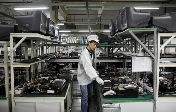 Empregado - Foxconn