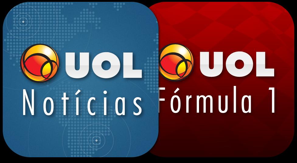 Ícones - UOL Notícias e Fórmula 1