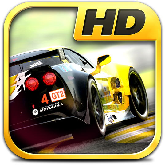 Ícone - Real Racing 2 HD