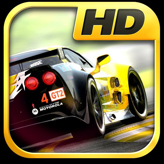 Ícone - Real Racing 2 HD