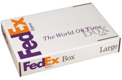 Caixa da FedEx