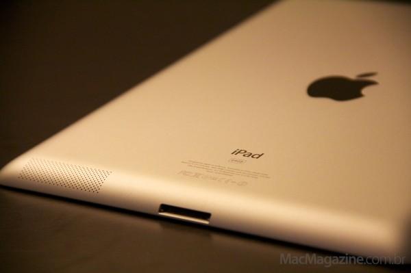 Unboxing do novo iPad