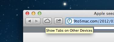 OS X Mountain Lion - Safari