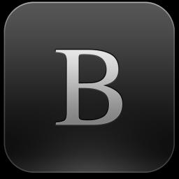 Ícone - Byword (iOS)