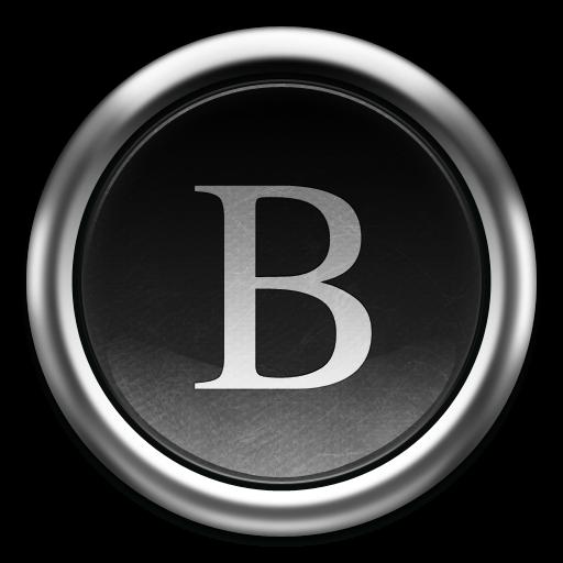Ícone - Byword (OS X)