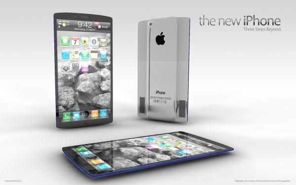 Conceito de novo iPhone da ADR