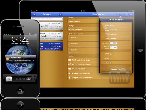 Katapakote+ 2.0 no iPhone e iPad