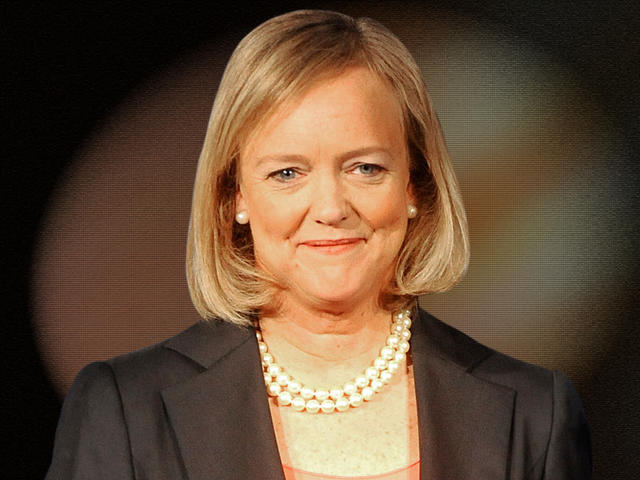 Meg Whitman, CEO da HP