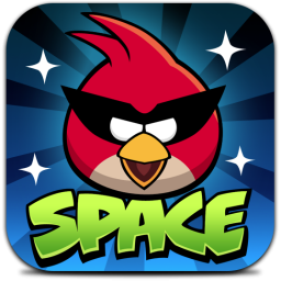 Ícone - Angry Birds Space