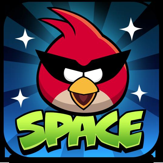 Jogo Da Semana Na App Store Angry Birds Space Perseguindo