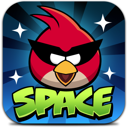 Ícone - Angry Birds Space