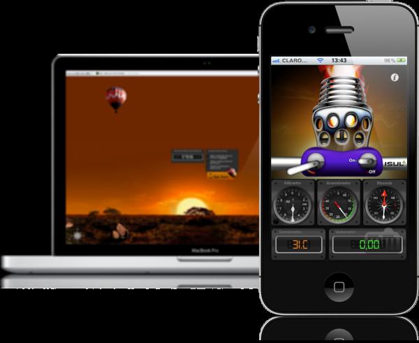 Balão - Mac e iPhone