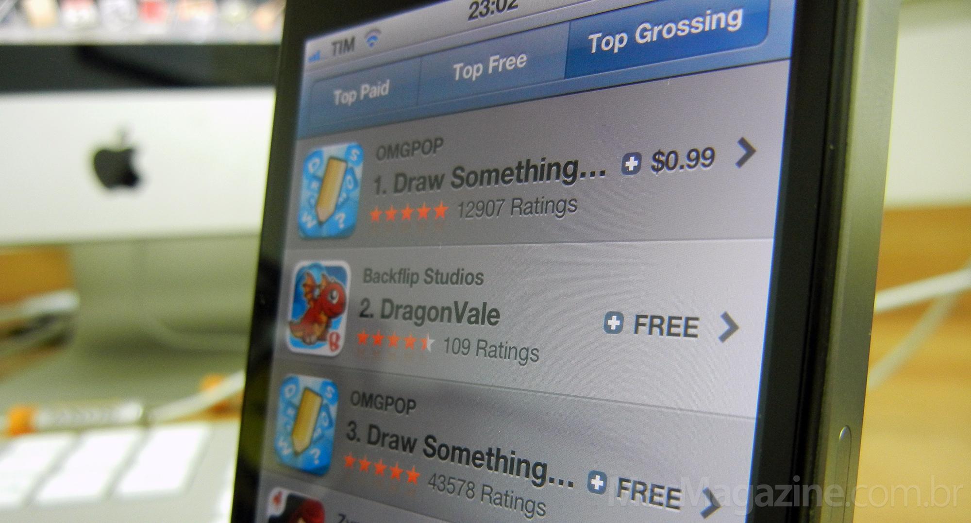 Jogos no iPhone